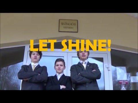 LET SHINE!/ LAI SPĪD!
