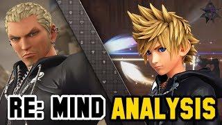 ROXAS IS PLAYABLE, OATHKEEPER, & MORE | Trailer Breakdown - Kingdom Hearts 3 Re: Mind