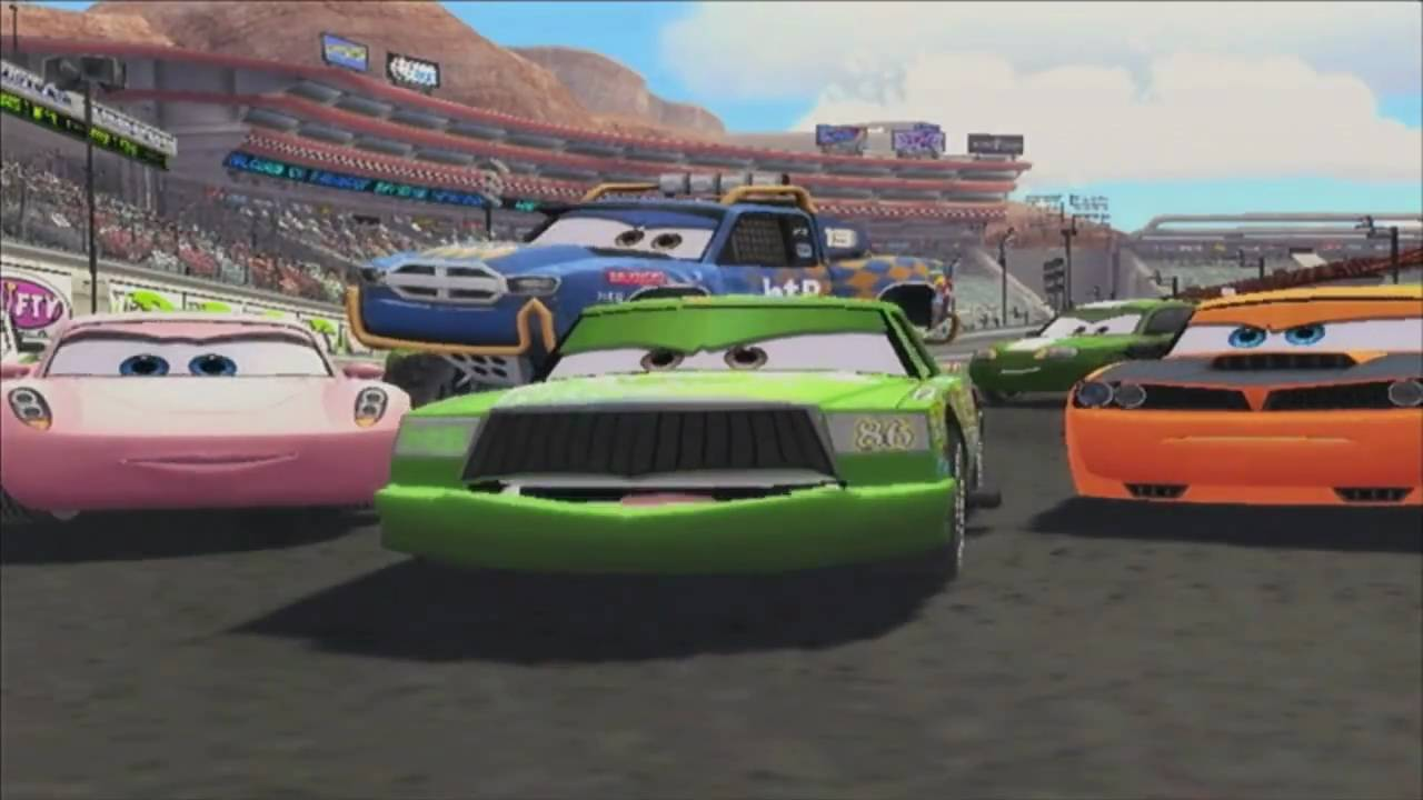 Permalink to Cars Race O Rama Psp