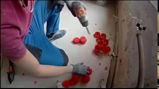 видео Выполнение электромонтажных работ