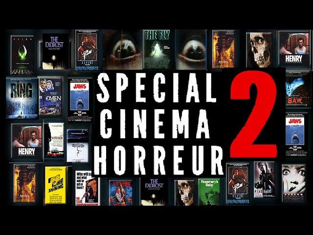 😱 45 FILMS D'HORREUR FLIPPANTS DE + A VOIR !