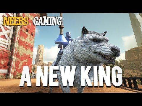 Ark: Survival Evolved - A New King