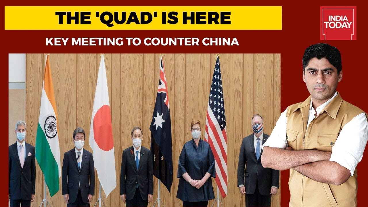 Download India, US, Japan, Australia Unite To Checkmate China   India First