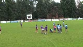 CFU Masculin La Réunion 7)   UPS Toulouse (19)  1