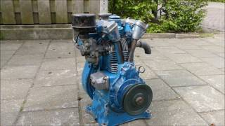 Conord f110 (Bernard w110) engine