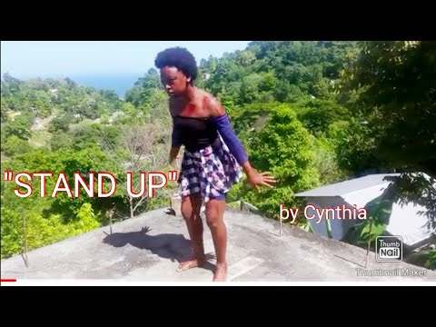 """""""Stand Up"""" By Cynthia Erivo Performed By Gizel Hall 