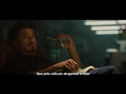 Trecho Iron Man 2