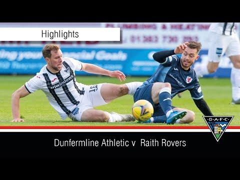 Dunfermline Raith Goals And Highlights