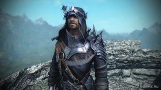 Моды на Скайрим: Броня Короля - крестоносца