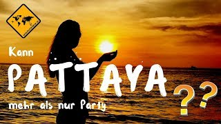 Hat Pattaya Mehr Zu Bieten Als Party Prostitution Big Buddha Sanctuary Of Truth Thailand Vlog
