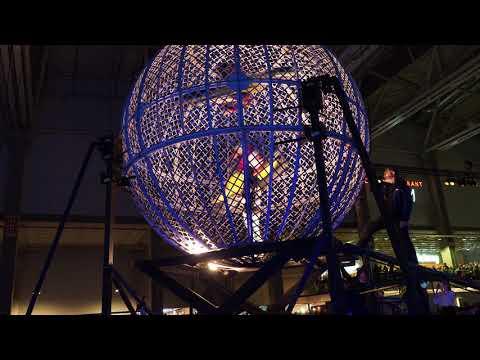 Diorios Globe of Death finland stunfreaksteam