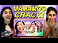Chaotic MAMAMOO Moments I Can't Forget 😱 Crack Reaction! (마마무 Solar, Moonbyul, Wheein, Hwasa)