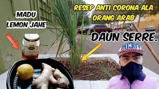 Resep sehat anti corona ala orang arab inshaallah manjur