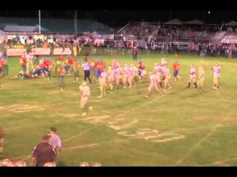 Andre Patton St. Elizabeth High School Offense Compilation 2012