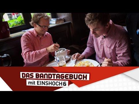 Deutsch lernen mit Musik (B1/B2) | Das Bandtagebuch mit EINSHOCH6 ...