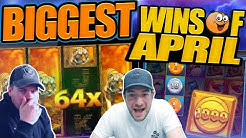 COLLECTION OF BIG WINS!! Fruity Slots Highlights From April