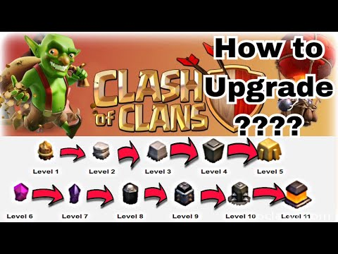 Clash Of Clans | How To Upgrade Walls Faster With Easy Tricks And Tips