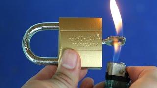 4驚人的技巧與你的鎖 - 生活黑客