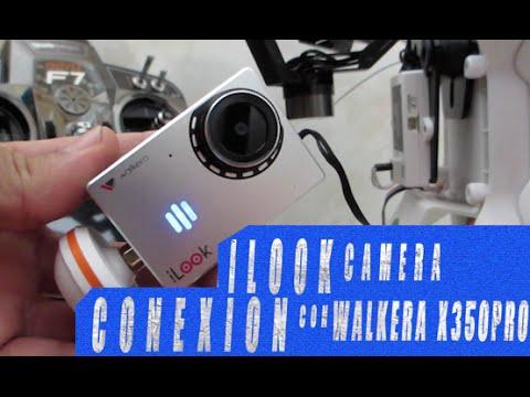 iLook Camera descripción & conexión on