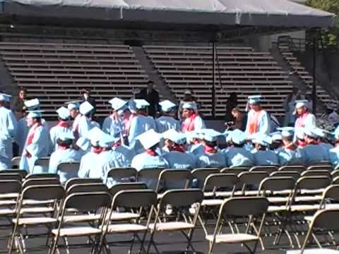 Chief Sealth 2010 grads cheered as diplomas are presented