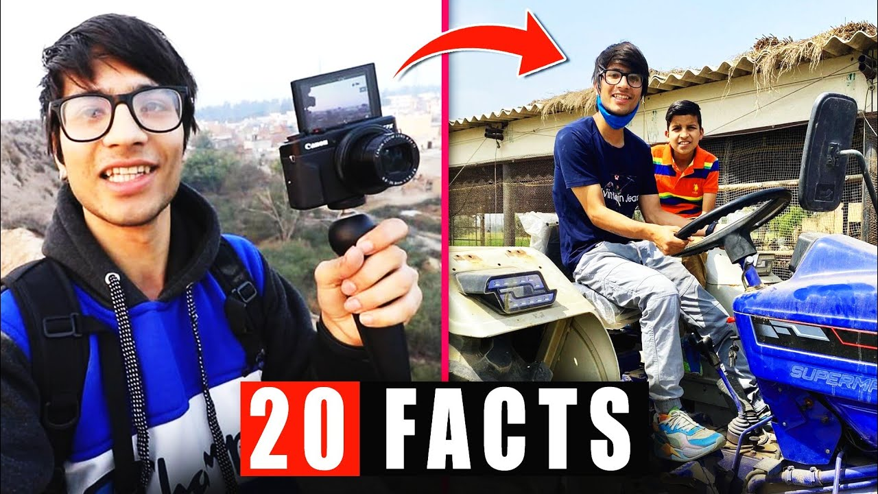 28 Facts You Didn't Know About @Sourav Joshi Vlogs  | The Duo Facts