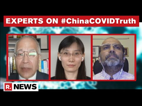 Chinese Whistleblower Faces Off With Beijing-Based Expert On Purported Wuhan Lab COVID leak