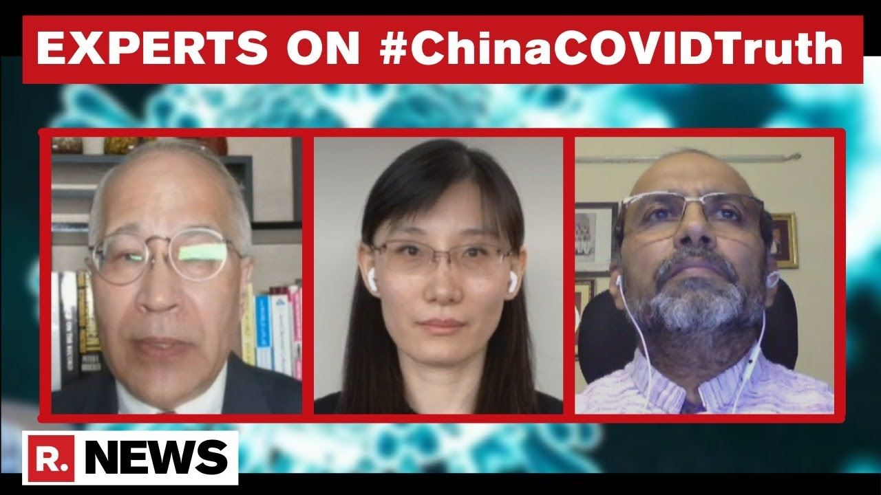 Download Chinese Whistleblower Faces Off With Beijing-Based Expert On Purported Wuhan Lab COVID leak