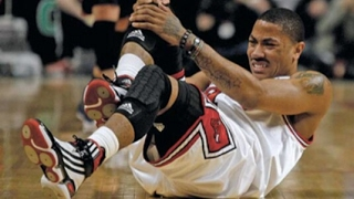 Derrick Rose Injury Complimation