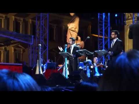Il Volo  Placido Domingo  Tribute Konzert Florenz 1 Juli