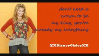 Sure Feels Like Love ~ Tiffany Thornton Lyrics Sonny With A Chance