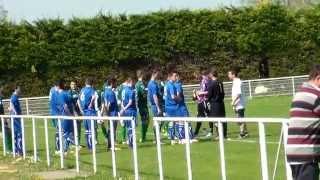 match de foot st appo contre joigny dimanche 13.04.14
