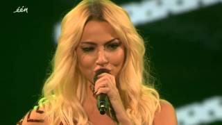 Hadise laat de hele studio swingen - Eurosong 2016 Video