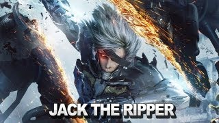 Metal Gear Rising: Revengeance Jack the Ripper Trailer