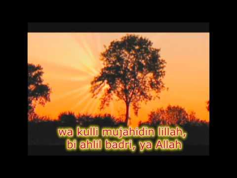 Shalawat Badar - minus one version