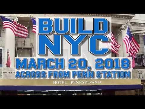 Build NYC March 20 Promo