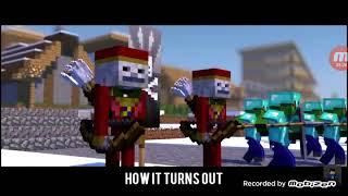 Gambar cover Minecraft bizim hikaye çağatay akman versiyon