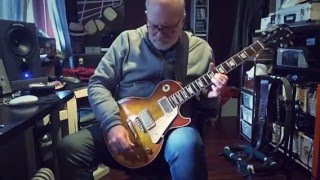 Suhr Shiva Drive Gibson LP R8