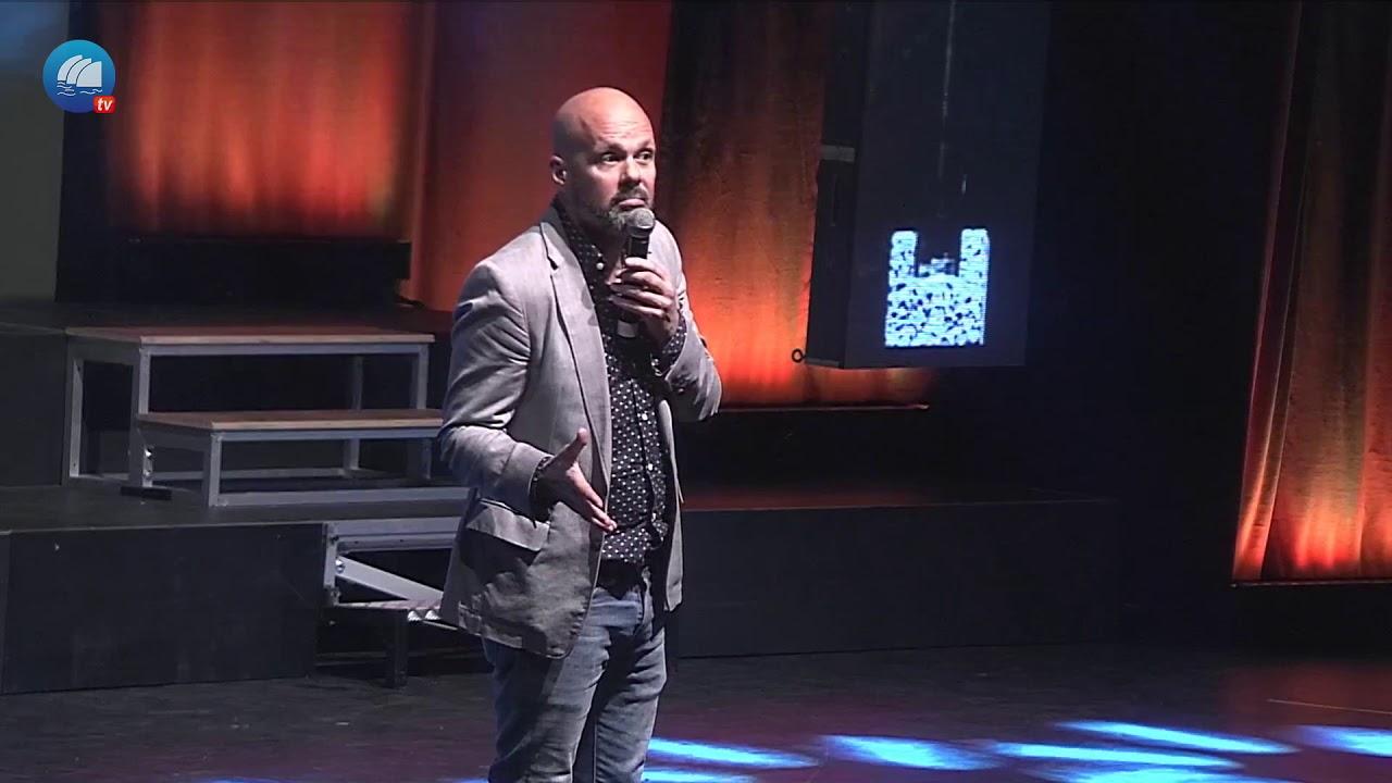 Premios Onda Fuerteventura - Álvaro Carrero y Kiss Cam