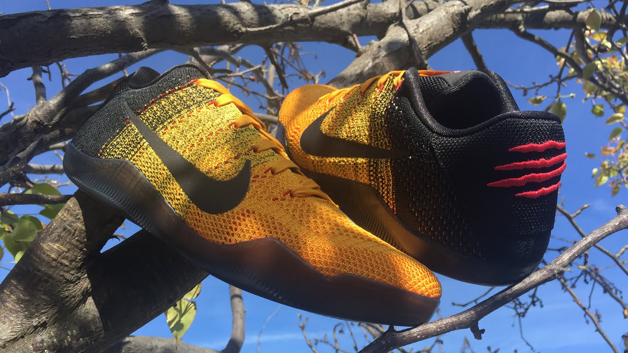 cf3d6c707b0 The Nike Kobe 11 Elite Low