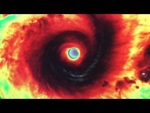 """Cataclysmic Cyclone Fantala"" Cat 5 Near Madagascar"