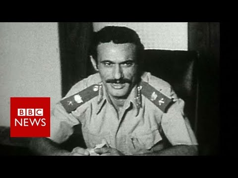 Ali Abdullah Saleh: Why his death is a big deal for Yemen - BBC News