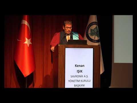 Kenan IŞIK Fahri Doktora Tören 03102017