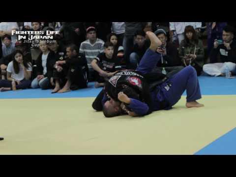 FL - Jiu Jitsu Shinbun Cup - Marcos Souza 2nd bout
