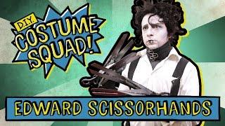 Make Your Own Edward Scissorhands Costume - DIY Costume Squad