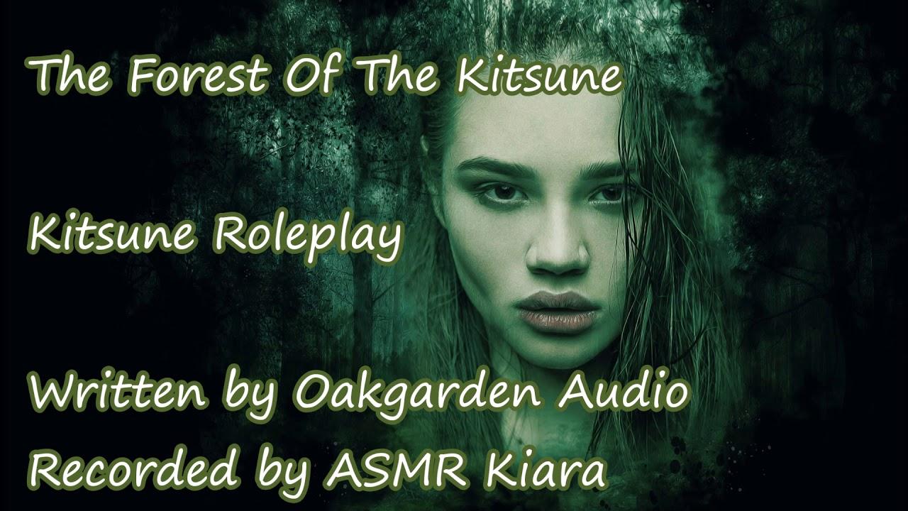 ASMR - The Forest Of The Kitsune | Kitsune | Adventure | Monster Girl