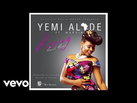 Yemi Alade - Kissing (French Remix) [Audio] ft. Marvin