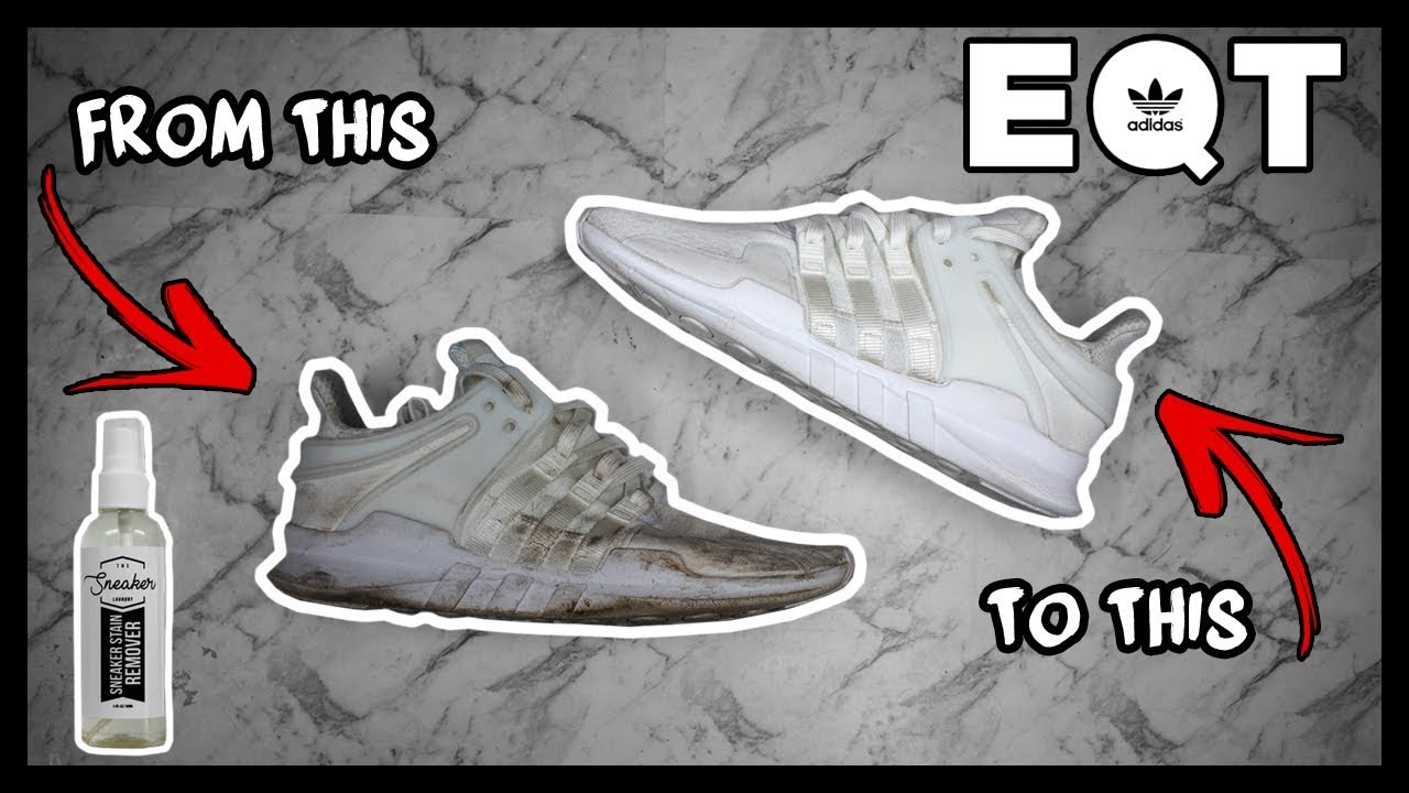 e3c81a6b0d89 THE WORLD S FIRST SNEAKER STAIN REMOVER FOR SNEAKERHEADS! - YouTube