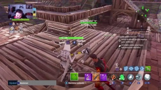 Fortnite direct sauver le monde (Skatepark) ;)