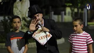 Campus Ronda 2017 - T4: Entrevista La Rebelión de los Magos
