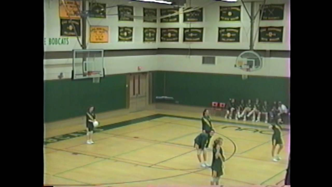 NAC - Saranac Lake Volleyball  2-5-96